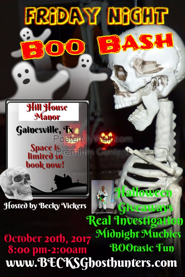 JOIN ME FOR A LITTLE HALLOWEEN FUN!!!!