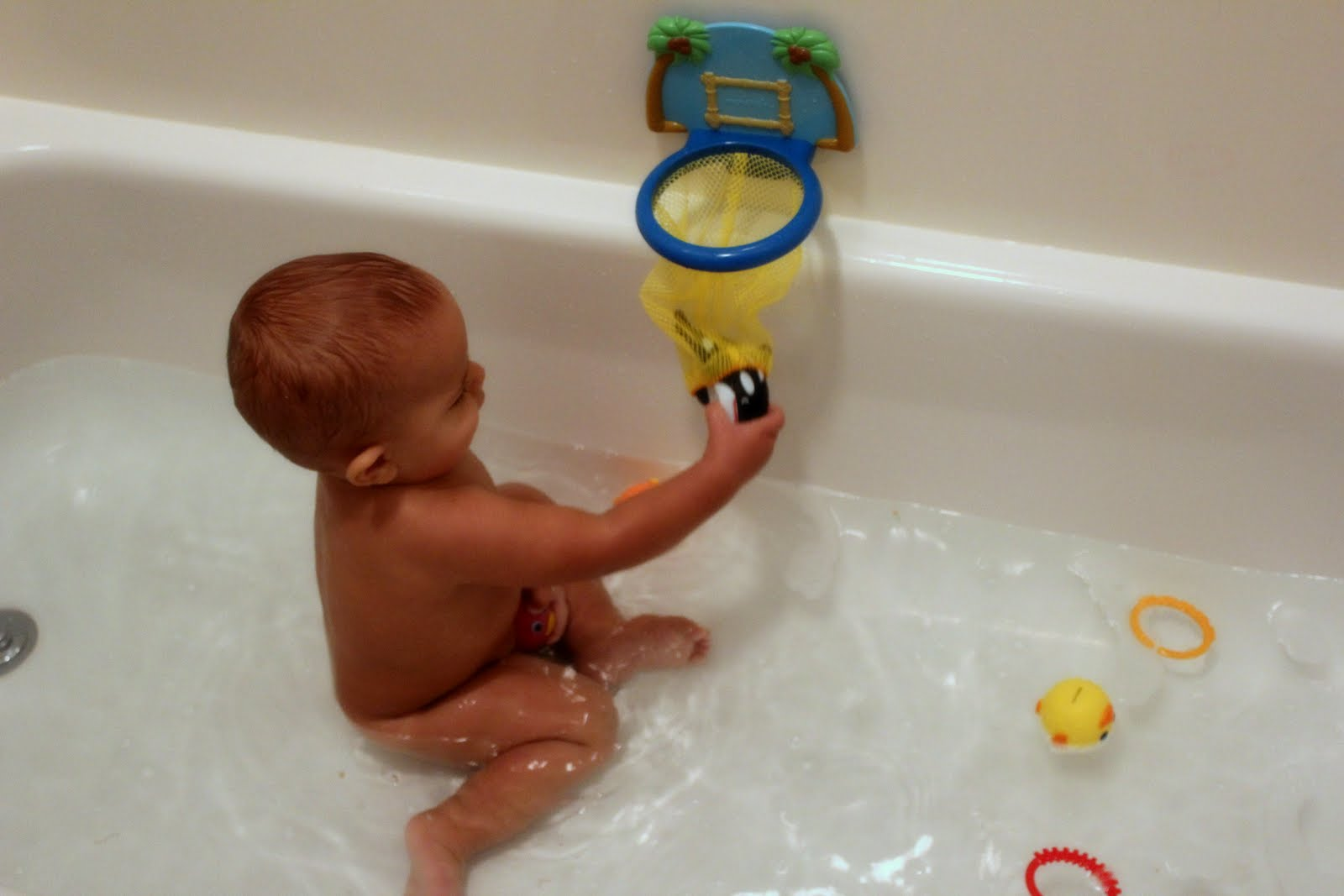 Little Prince of Peace: Bath Time
