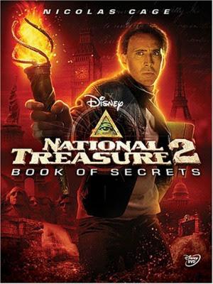 Kho Báu Quốc Gia 2 Vietsub - National Treasure 2: Book Of Secrets (2007) Vietsub