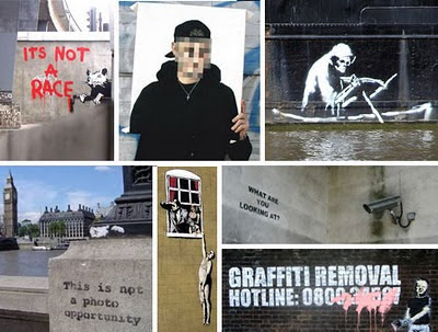 Banksy Graffiti Art Galleries Reality Rescue