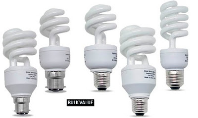 Compact fluorescent lamps on sale
