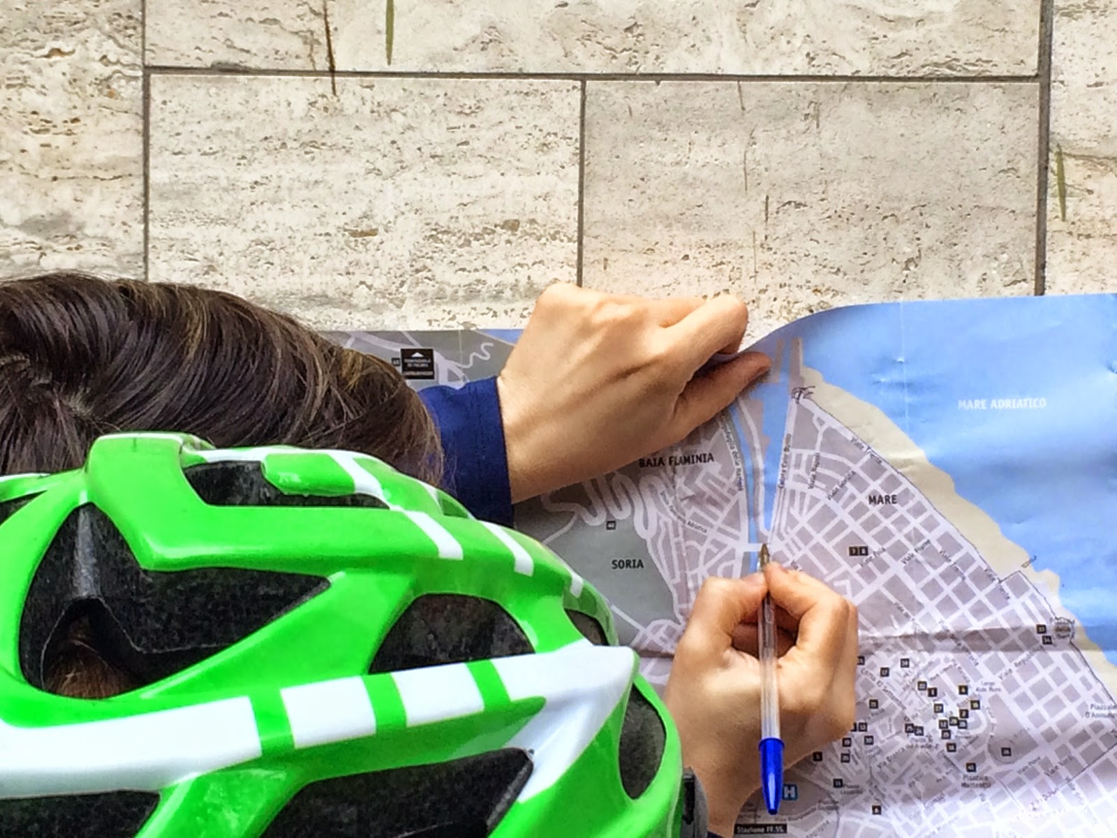 cycling pesaro