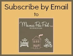 subscribe by email to mama pea pod for simple creative play ideas and crafts