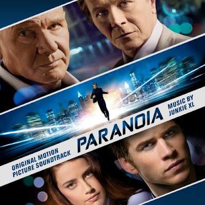 Paranoia Canciones - Paranoia Música - Paranoia Soundtrack - Paranoia Banda sonora