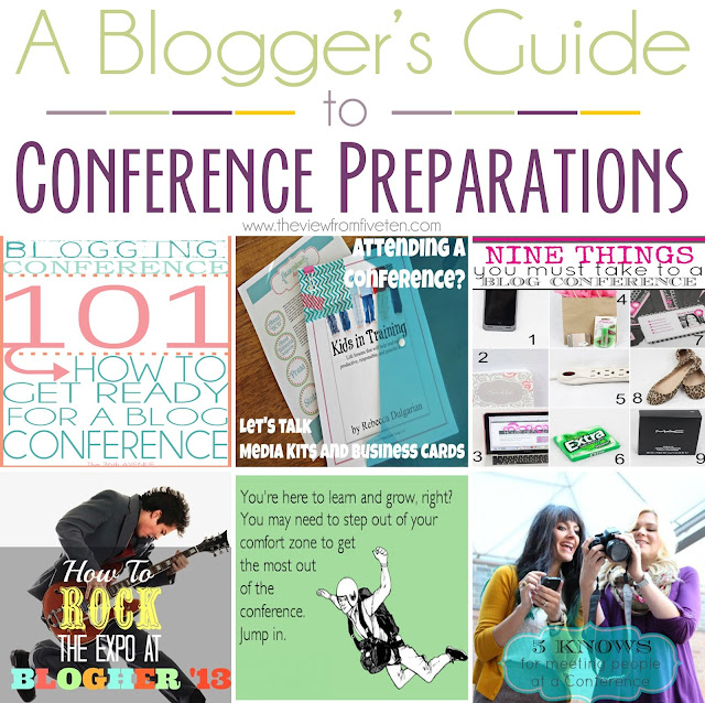 How to Prepare For a Blog Conference