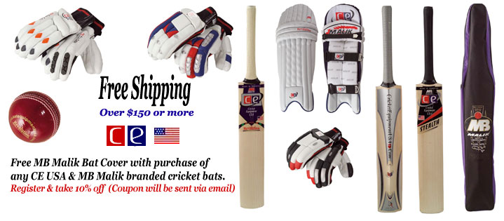 Cricket Equipment USA