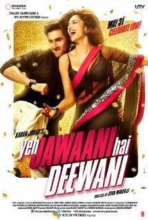 Tuổi Trẻ Rực Lửa - Yeh Jawaani Hai Deewani