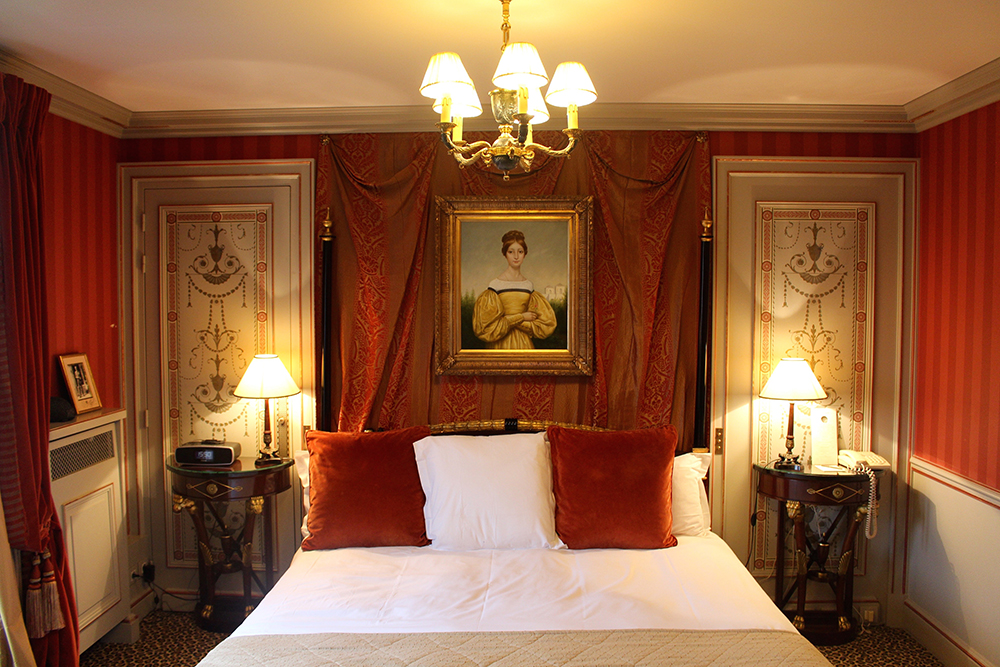 hotel napoleon paris review