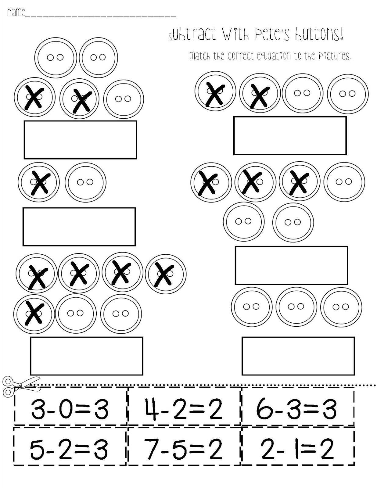 Worksheets Pete The Cat Worksheets mrs bohatys kindergarten kingdom subtract with pete just click on petes buttons to get your copy of this worksheet