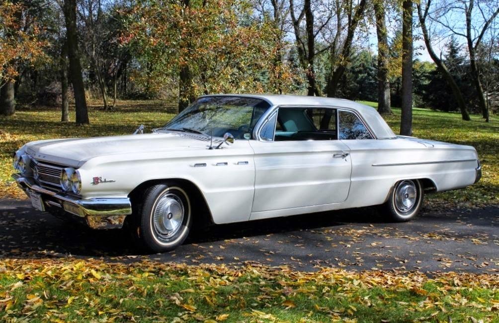 all american classic cars 1962 buick lesabre 2 door hardtop. Black Bedroom Furniture Sets. Home Design Ideas