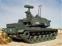 M247 Sergeant York DIVAD