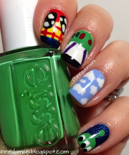 Nail Polish Addict: Toy Story
