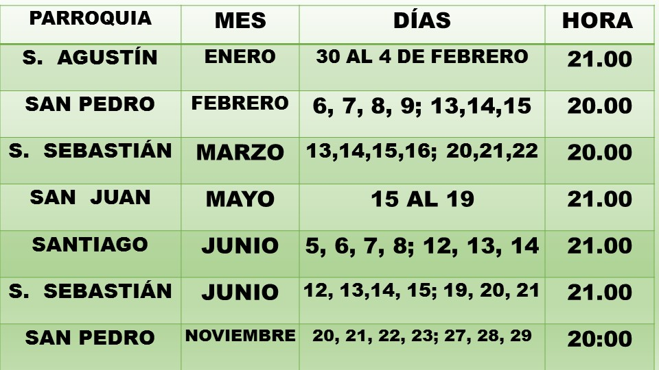 CURSOS DE PREPARACIÓN AL SACRAMENTO DEL MATRIMONIO Y LA VIDA FAMILIAR 2017 ARCIPRESTAZGO Nº 1