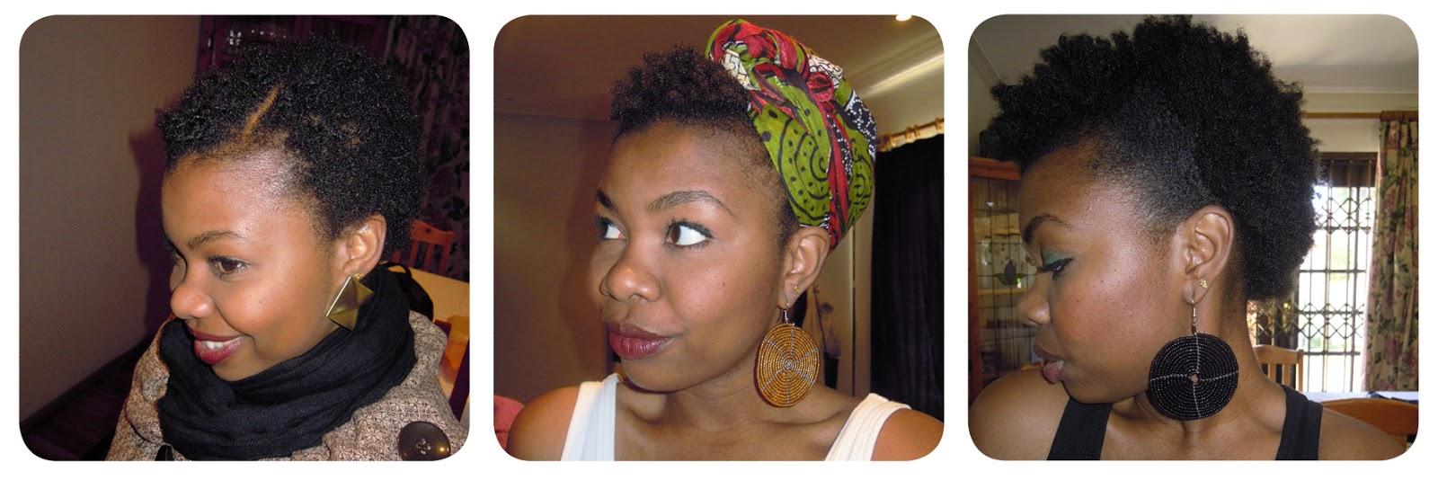 Newbie Natural Styling Your Twa Aisha Life