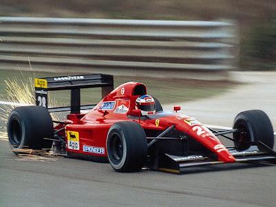 cochesaescala: FERRARI 642 F1 #28 GP ...