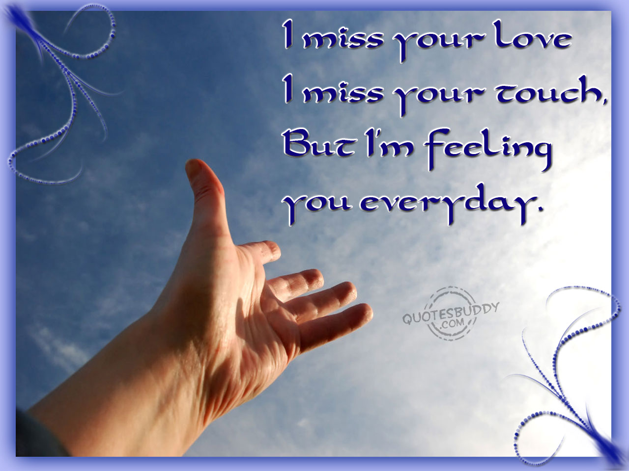 i miss being with you popular and awesome quotes