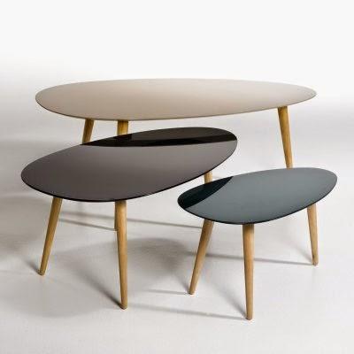 Le club d co 39 zeuses d 39 art meubles nomades et petits objets nouveaut s - Table gigogne la redoute ...