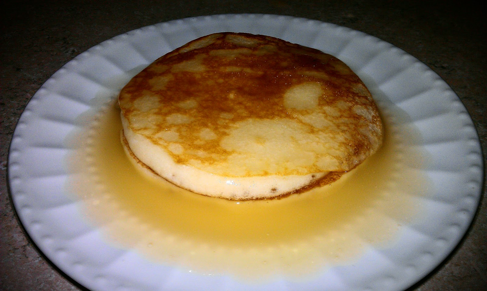 Girl Food Love Pancakes With Buttermilk Syrup