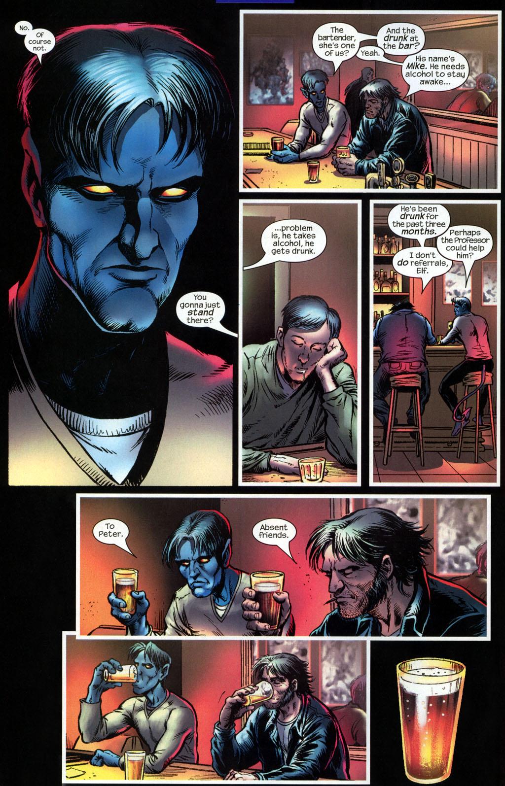 Read online Wolverine (2003) comic -  Issue #6 - 9