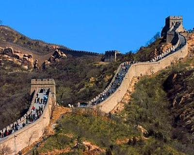 Muralha da China foto 1