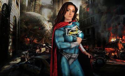 Erica Cordie superhero