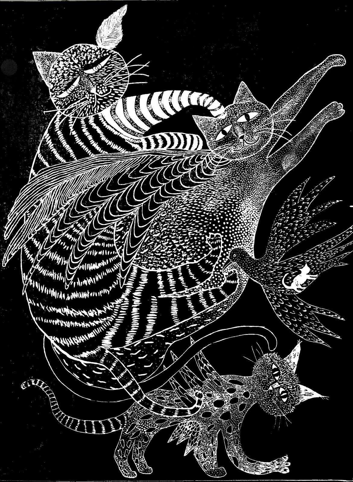 Les chats ailés de Nimrud