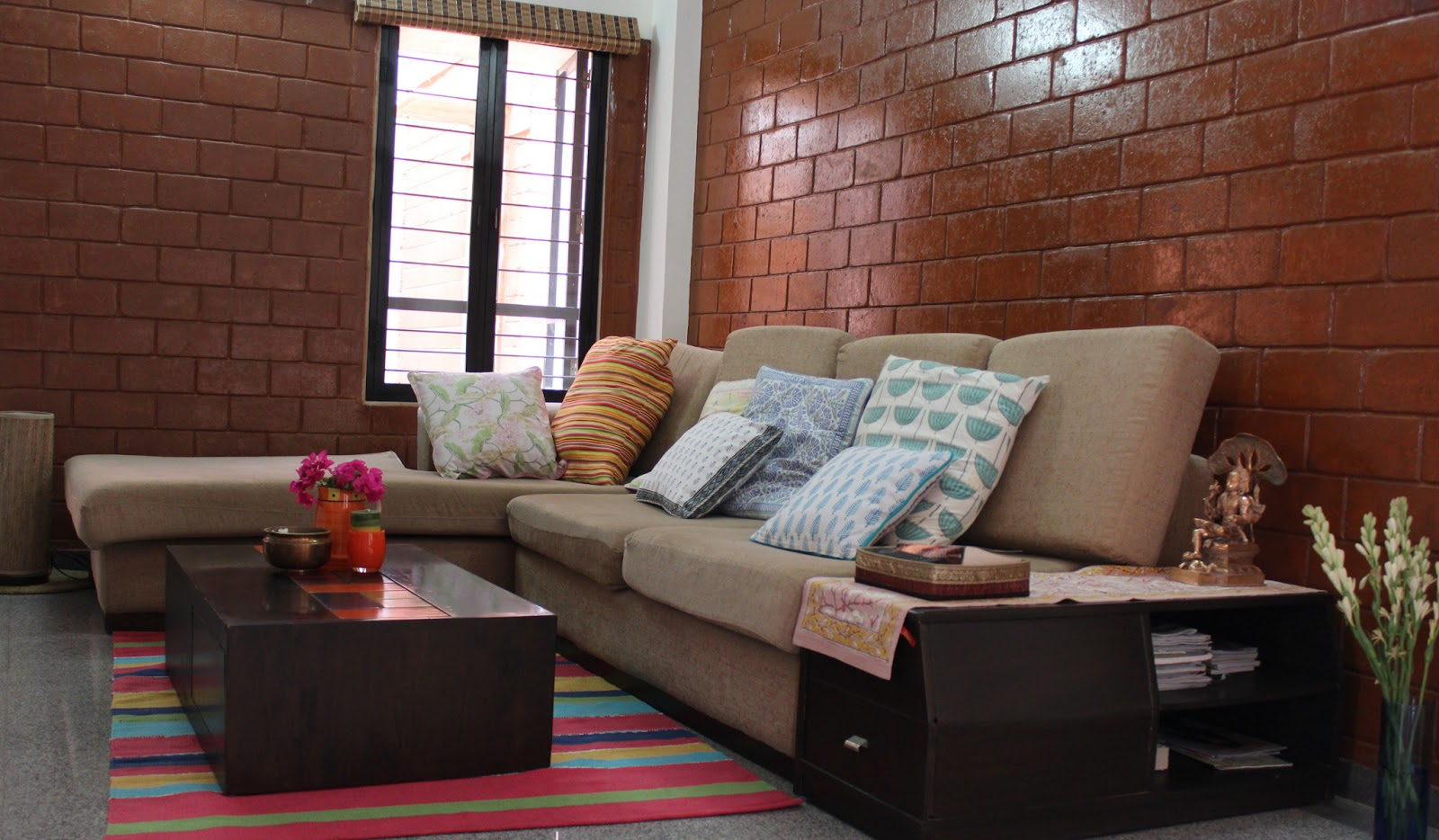 Deepa and Sriram\u0027s Summer Decor in their Bangalore home \u2013 The ...