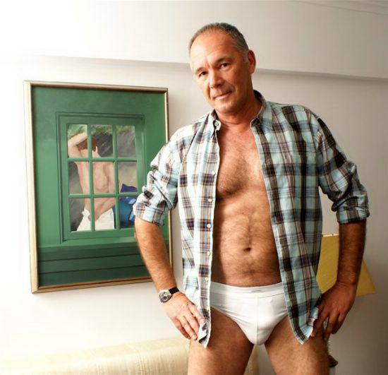 Silver Gay Dad