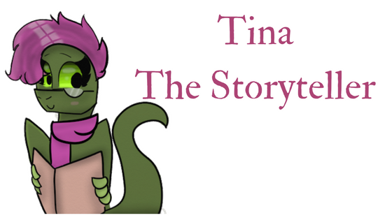 Tina The Storyteller