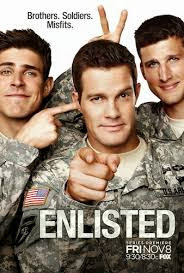 Download - Enlisted S01E01 - HDTV + RMVB Legendado