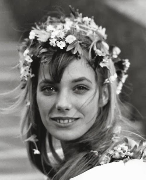 Newly Domesticated Jane Birkin Inspired Wedding