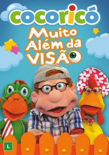 Cocoricó: Muito Além da Visão - DVDRip Nacional