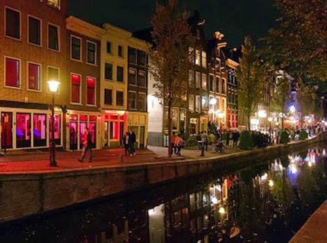 Bar di Belanda Tawarkan Layanan Pelacur.