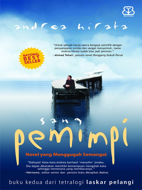 "RESENSI NOVEL INDONESIA "" SANG PEMIMPI """