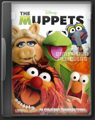 The Muppets (BRRip HD Español Latino) (2011)