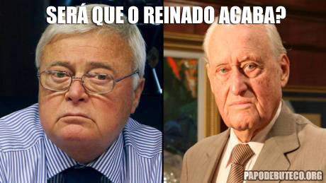 A corrupção de Ricardo Teixeira e João Havelange