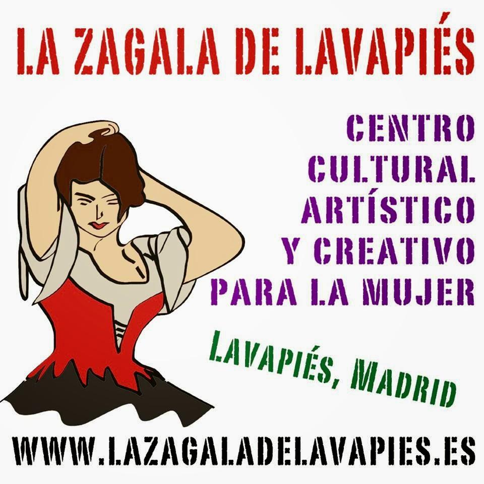 ¿Ya conocéis La Zagala de Lavapiés?