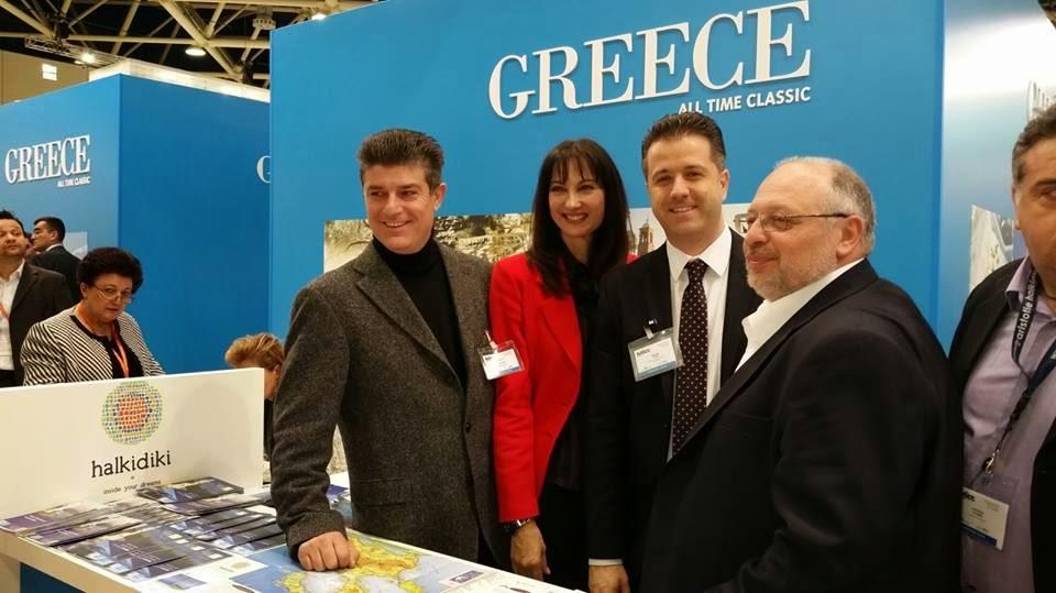 Μειωμένες κατά 50% οι προσδοκίες της Χαλκιδικής από την Ρωσική αγορά