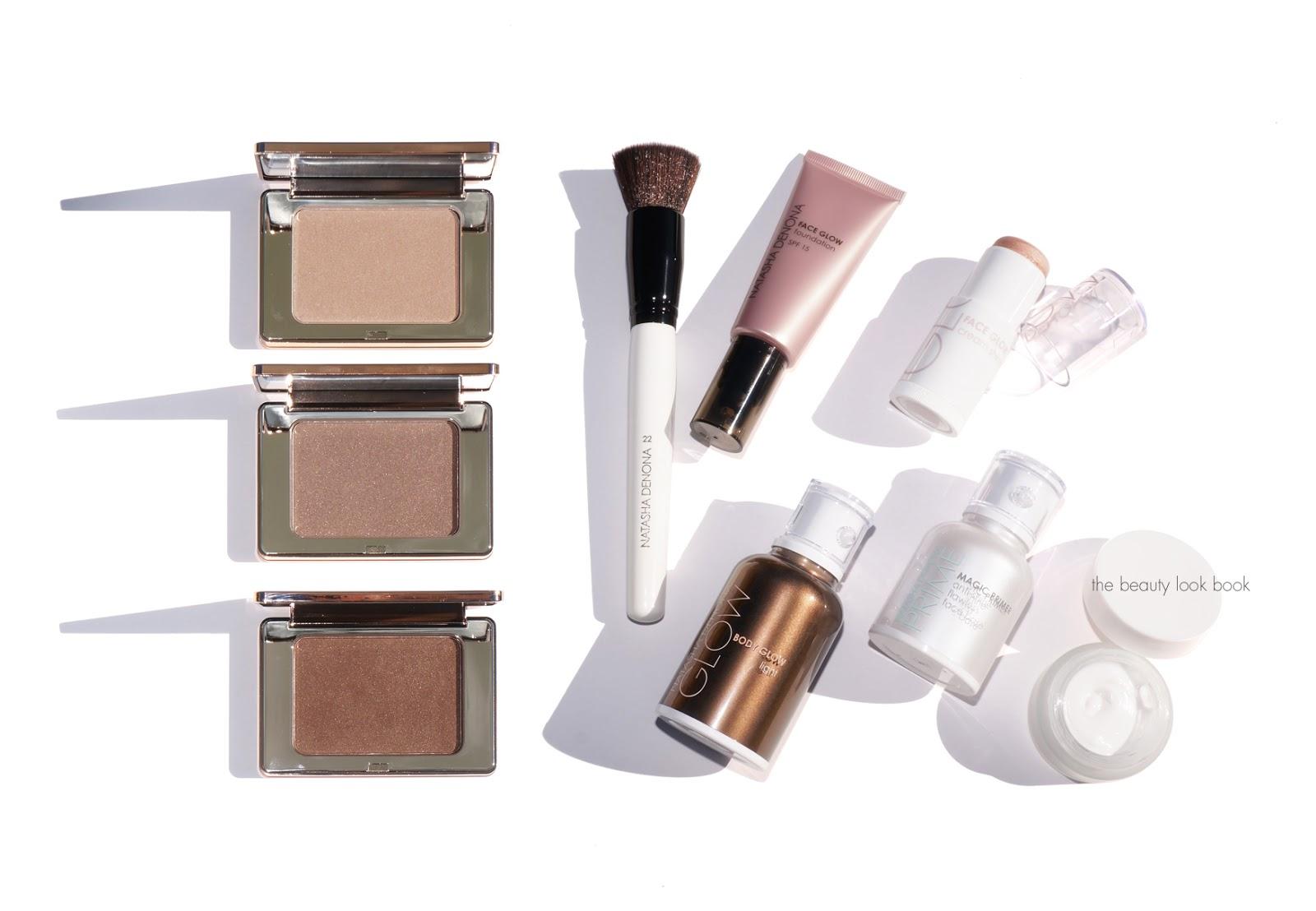Natasha Denona Glowing Skin System via Beautylish | The Beauty Look Book