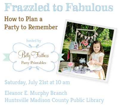Frazzled to Fabulous: How to Plan a Party to Remember