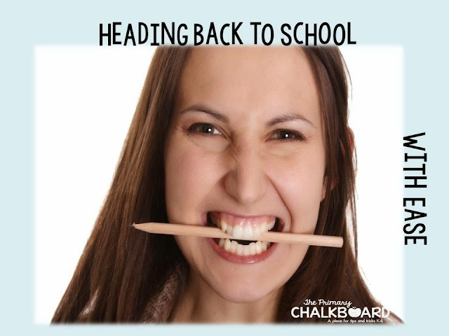 http://primarychalkboard.blogspot.com/2015/01/no-need-for-back-to-school-blues.html