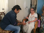 Balakrishna Meets senior citizen fan-thumbnail-4