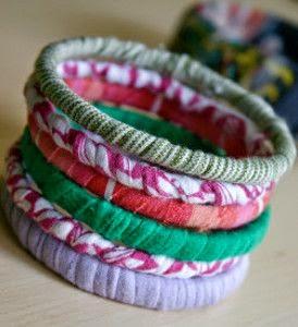 Ribbons Bracelets