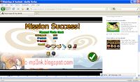 Cheat Ninja Saga - Instan Misi  Hanami  New Mision Updates