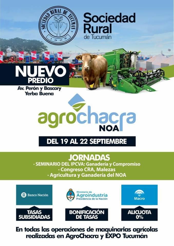 AGROCHACRA NOA 2017