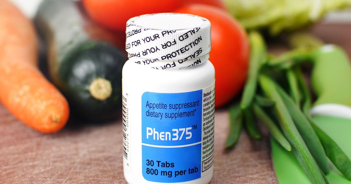 La posologie de Phen375: Combien de comprimés par jour je