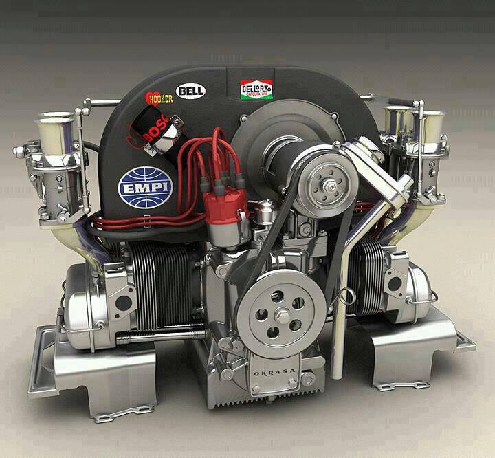 Vw Flat Engine Vw Free Engine Image For User Manual Download