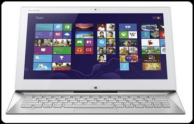 Ultrabook Sony Vaio 11 dan Vaio 13 Pro Terbaru