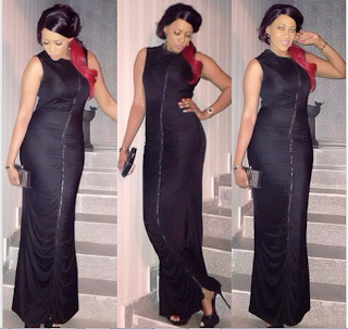 Fab or Drab ; Miss Rukky Sanda Outfit to Nollywood at 20.