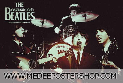 The Beatles Poster - 55079